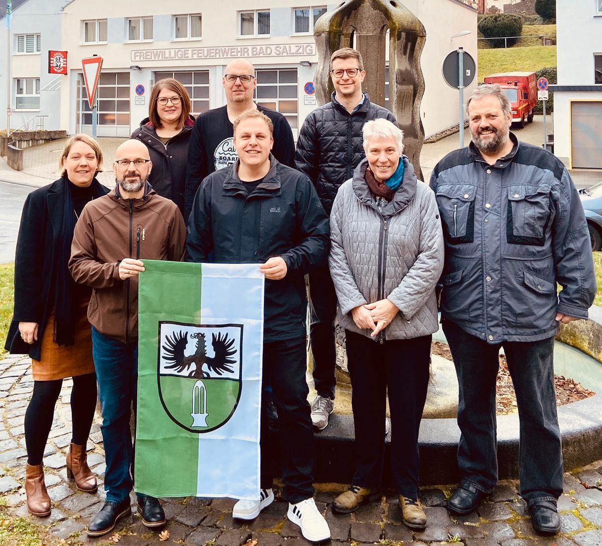 Neue Vorstandsmannschaft für den VVV Bad Salzig e.V.